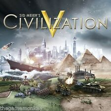 CIVILIZATION V [PC/Mac/Linux] STEAM key