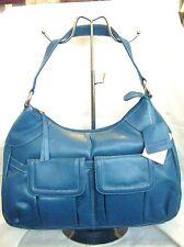 Victoria Jayne Azul Primicia Cuero Shopper = BNWT