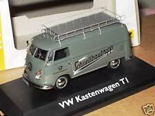 RARE SCHUCO VW T1 VAN GERMAN POST DBP SCHNELLBAUTRUPP 1:43 NEW BOXED 1 OF 500