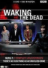 Waking the Dead Complete Series 7 DVD Sealed UK Original 7th Seventh Season