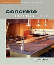 Concrete Countertops : Designs, Forms, and Finishes for the New Kitchen and...
