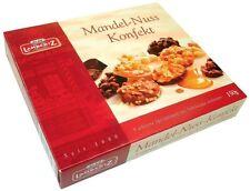 Lambertz Mandel-Nuss Florentiner Konfekt mit 18% Vollmilchschokolade 150g