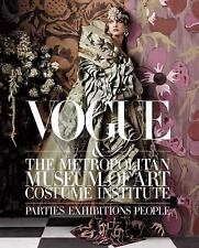 VOGUE AND THE METROPOLITAN MUSEUM OF ART COSTUME - HAMISH BOWLES (HARDCOVER) NEW