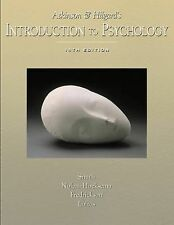 Atkinson and Hilgard's Introduction to Psychology by Geoffrey R. Loftus, Barbara