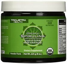NEW Organic Spirulina Powder: Guaranteed Purest Source of Organic Spirulina
