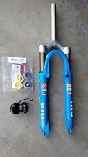 "1998-99 Rock Shox SID XC fork 1"" threadless - Fat Chance Ritchey Bontrager"