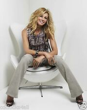Faith Hill / Country Music Artist 8 x 10 GLOSSY Photo Picture