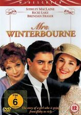 DVD NEU/OVP - Mrs. Winterbourne - Shirley MacLaine, Ricki Lake & Brendan Fraser
