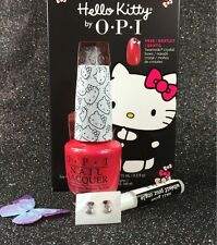 """OPI Hello Kitty Collection 2016 Special Edition Nail Lacquer """"Say Hello Kitty!"""""""