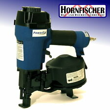 Dachpapp-Coilnagler 22-45 mm Druckluft-Nagler für Dachpappnägel (PowerFix CRN45)