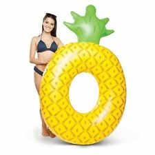 Big Mouth GIANT PINEAPPLE Pool Float LARGE INFLATABLES 1.8m 6 Feet