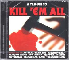 CD • A TRIBUTE TO METALLICA • 2013 • KILL 'EM ALL • (Metal Hammer Exclusive) NEW