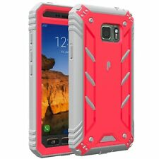 Revolution w/ Built-In Screen ShockProof Protective Case for Galaxy S7 Active