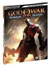 God of War: Ghost of Sparta Official Strategy Guide-ExLibrary