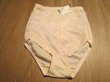 CUPID Extra Firm Control Brief Panty Girdle Shaper #2201 Beige SMALL