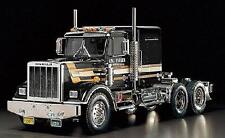 Tamiya 56336 1/14 Scale RC Tractor Truck King Hauler Black Edition Kit