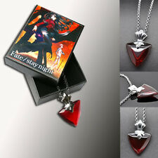 2016 Fate Stay Night Fate Zero Archer Master Tohsaka Rin Necklace Anime Cosplay