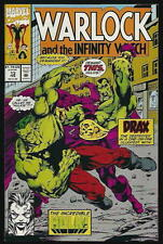 WARLOCK AND THE INFINITY WATCH US MARVEL VOL.1 # 13/'93