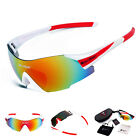 WOLFBIKE Bicycle Cycling Sunglasses Sports Glasses Bike Goggles UV400 Unisex