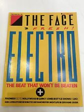 THE FACE Magazine ELECTRO HIP HOP MADNESS QUINCY JONES MARVIN GAYE BREAK DANCING