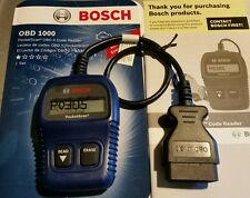 BOSCH OBD II  Pocket Scan OBD 2 Auto Code Reader Tool Check Engine Light