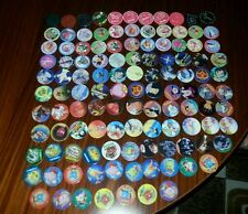 POGS CAPS lotto 116 caps originali anni '90