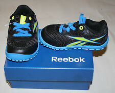 REEBOK VENTURE FLEX TODDLER SHOES SIZE 4 BLUE NEW IN BOX FREE SHIPPING