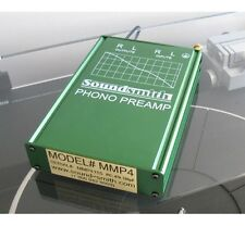 Soundsmith MMP4 MM Moving magnet hi-grade Phono Preamp-external power supply