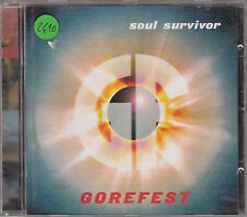 GOREFEST - soul survivor CD