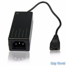 External 12V/5V 2A USB to IDE+SATA Power Supply Adapter Hard Drive/HDD/CD-ROM