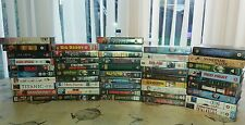 VHS videos - Job Lot 48 VHS Videos various films. Schwarzenegger.