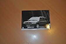PHOTO DE PRESSE ( PRESS PHOTO ) Ford Escort Clipper Ghia de 1992 F0451