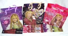 12 pcs Hannah Montana Party Favor Goody Gift Bag Wholesale Child Birthday Supply