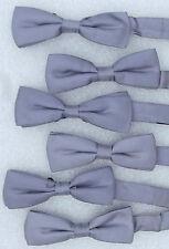 Lavoro Lotto di 6 Silver Silk Papillon Costume da Teatro Ballo Costume