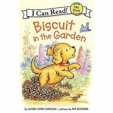 My First I Can Read: Biscuit in the Garden by Alyssa Satin Capucilli (2013, Pape