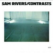 SAM RIVERS - CONTRASTS  CD NEU