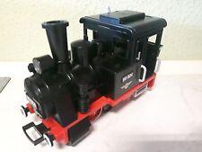 Playmobil Dampflok mit Triebwerk & Licht Eisenbahn 99804  Tech:OK
