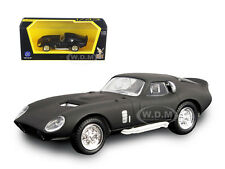 1965 SHELBY COBRA DAYTONA COUPE MATT BLACK 1/43 MODEL BY ROAD SIGNATURE 94242