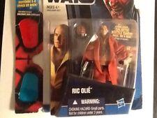 Star Wars Clone Wars Naboo Pilot Ric Olie