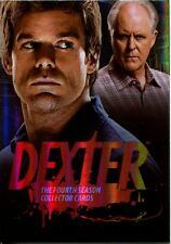 Dexter Season 4 Promo Card New York Comic Con