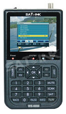 SATLINK WS-6906 DIGITAL SATFINDER SAT POINTEUR SATELLITE AVEC FACTURE exp24H FR