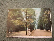Postcard. (Pre-1914)of The Avenue, Southampton, posted in 1903 to Cowes, I.O.W.