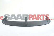 NEW Genuine Saab 9-5 Rear Roof Spoiler (5D Wagon, 1999-2009) WITH INSTALL KIT