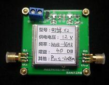 LNA0.02-3GHz broadband RF power amplifier gain: 40dB