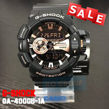 G-SHOCK BRAND NEW WITH TAG G-SHOCK GA-400GB-1A4 Black X ROSE GOLD Colors WATCH