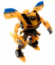 Transformers DOTM Movie BUMBLEBEE car to robot translucent effect figure NICE!