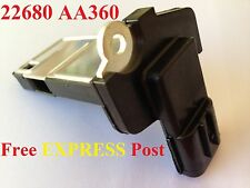 22680AA360 Air Flow Meter for Subaru Outback Impreza 05-7 EJ204 MAF AFH70M59A