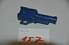 ACC 157 gi joe weapon missile rocket launcher barricade