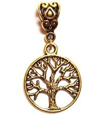 *TREE OF LIFE Golden*_Bead / Pendant for European Charm Bracelet or Necklace_N21