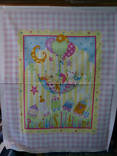 3 Yards Quilt Cotton Fabric - Henry Glass Precious Little One Quilt Panel